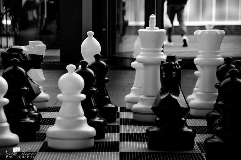 XL-schaakspel