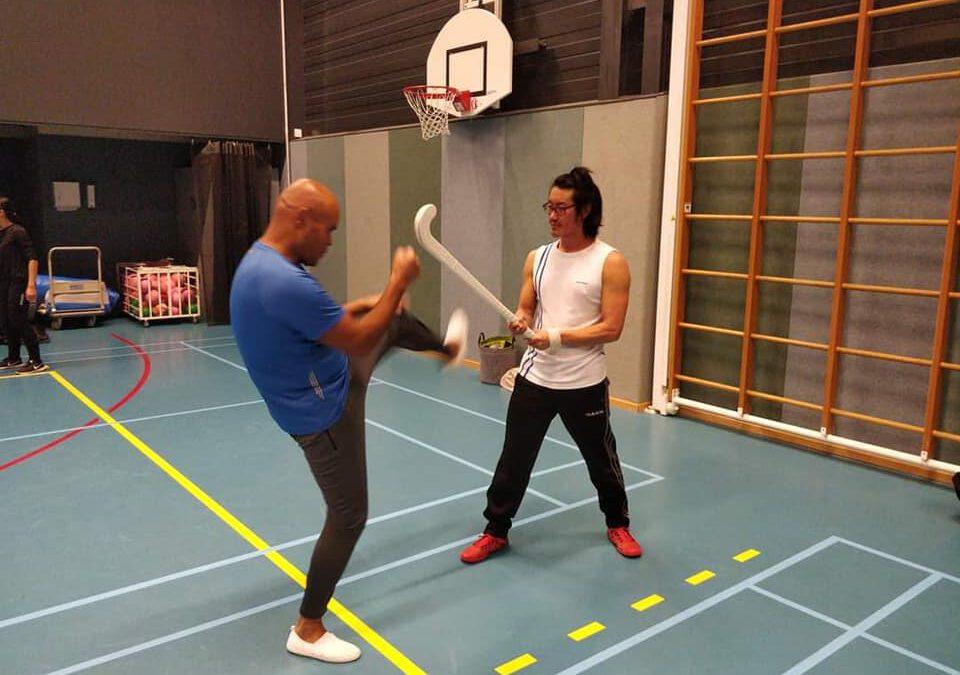 NG Wing Chun doen mee!